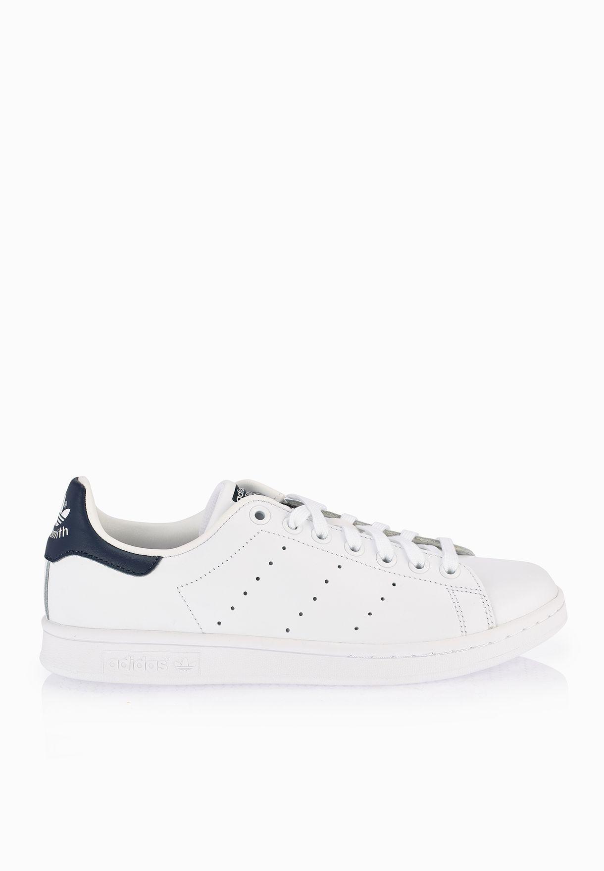 Shop adidas Originals white Stan Smith M20325 for Women in Oman -  AD478SH18FQZ 54a680849