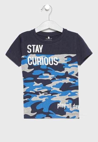 Infant Camo T-Shirt