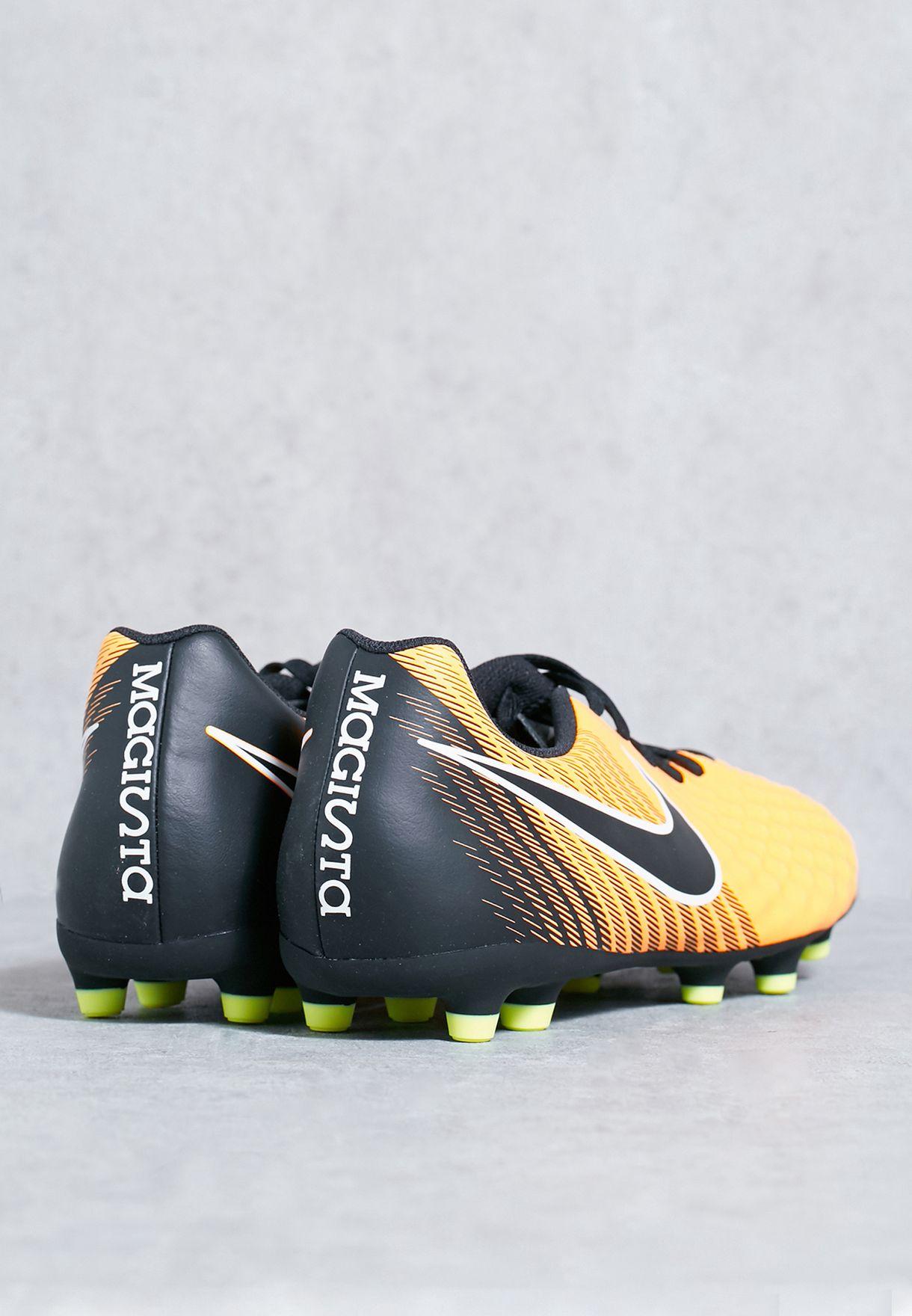 13a0be85920e Shop Nike orange Magista Ola II FG 844420-801 for Men in UAE ...