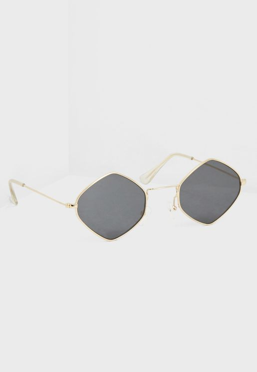 Diamond Shape Sunglasses