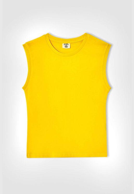 Boy Short Sleeve T-Shirt