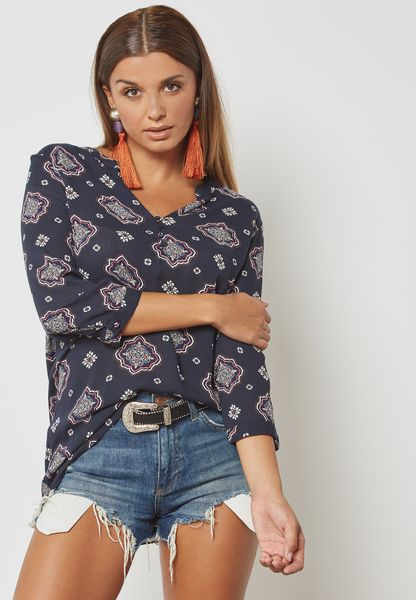 All Over Print Top