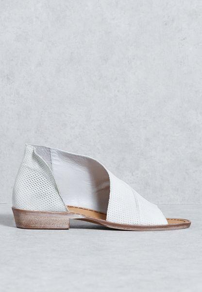 Asymmetrical Slip On