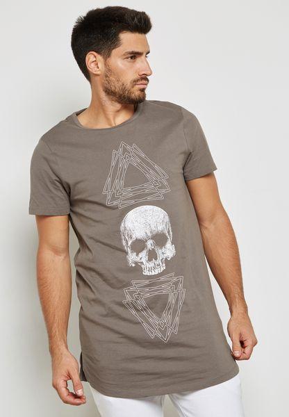 Skull Triangle T-Shirt