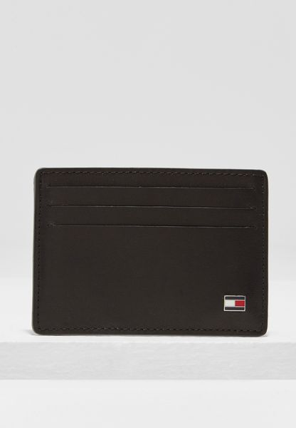 Contrast Edge Card Holder