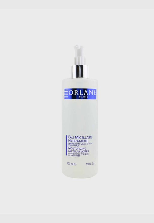Moisturizing Micellar Water - Cleanser Face & Eyes (All Skin Types)