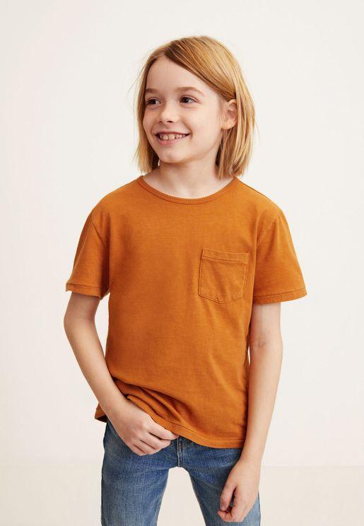 Kids Benjamin Basic T-Shirt
