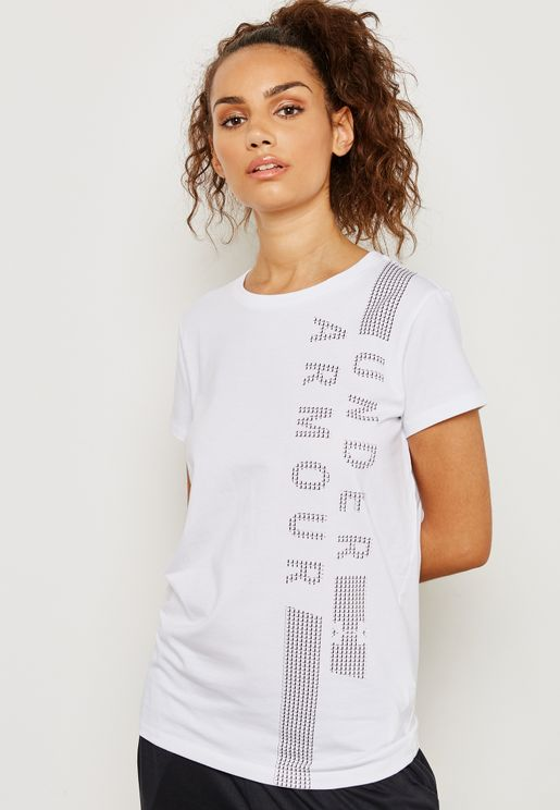 Vertical Classic Graphic T-Shirt