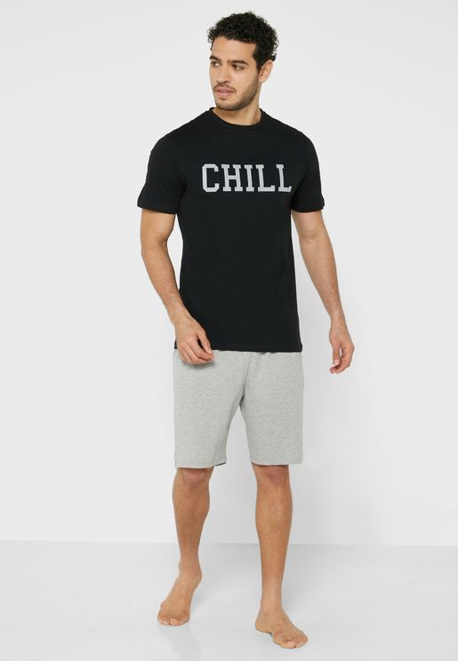 Chill Nightwear Set