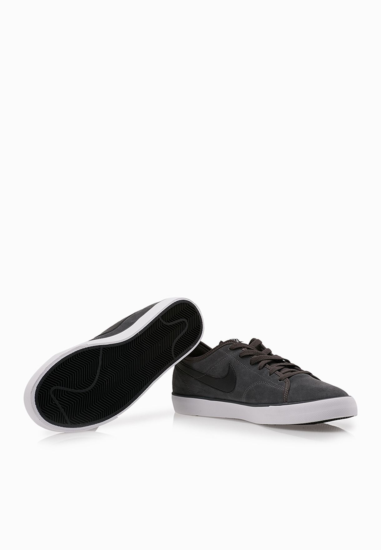 Shop Nike grey Primo Court Leather 644826-019 for Men in Saudi ... d116ea3d7f317