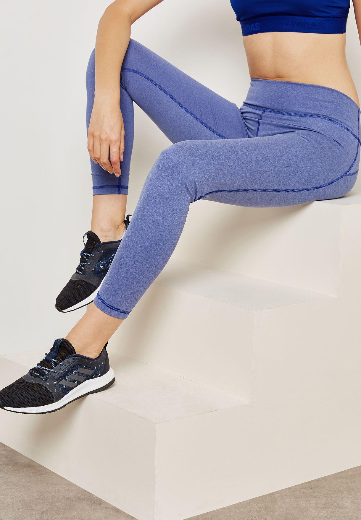 69e38c198c6 Shop adidas blue Essential 7/8 Leggings CZ7956 for Women in UAE -  AD476AT18YDH