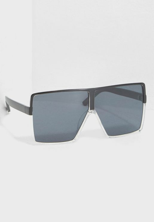 Viladia Oversized Sunglasses