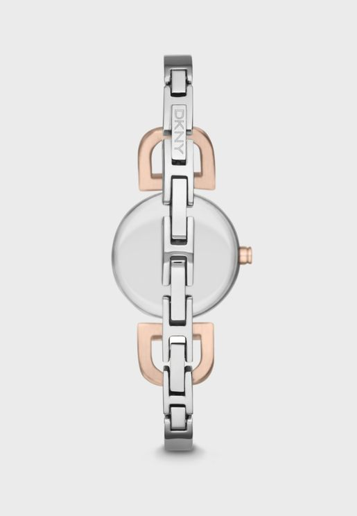 Reade Two-Tone Watch