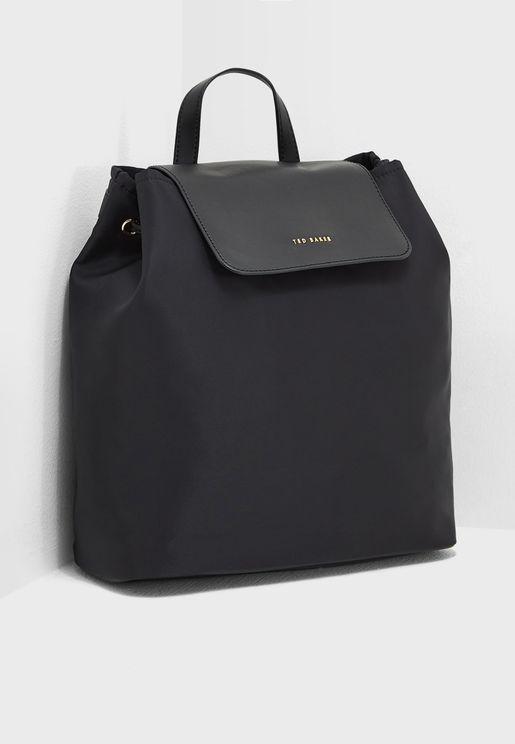 Jiejie Drawstring Backpack