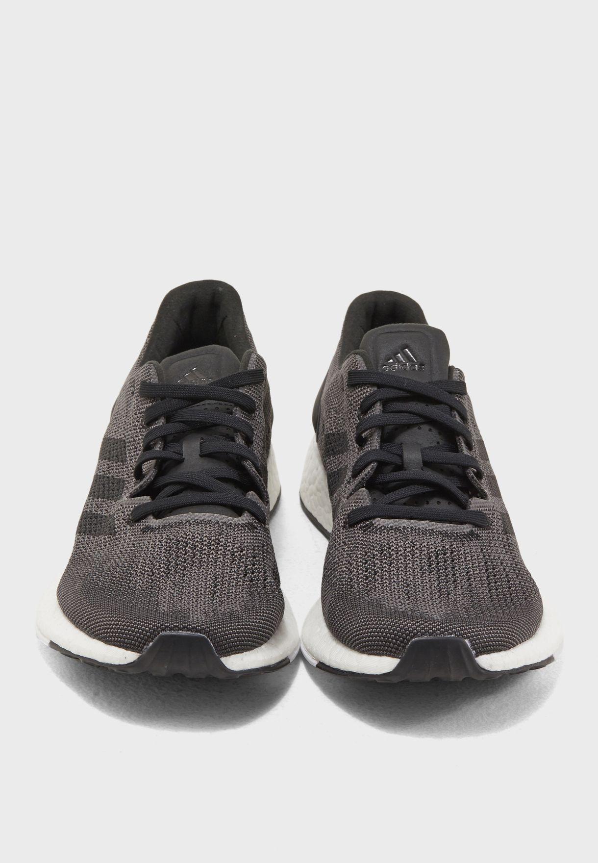3da282028a050 Shop adidas black Pureboost DPR BB6291 for Men in UAE - AD476SH18THL