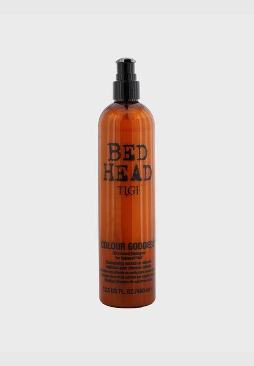 Bed Head Colour Goddess شامبو غني بالزيت (للشعر المصبوغ)