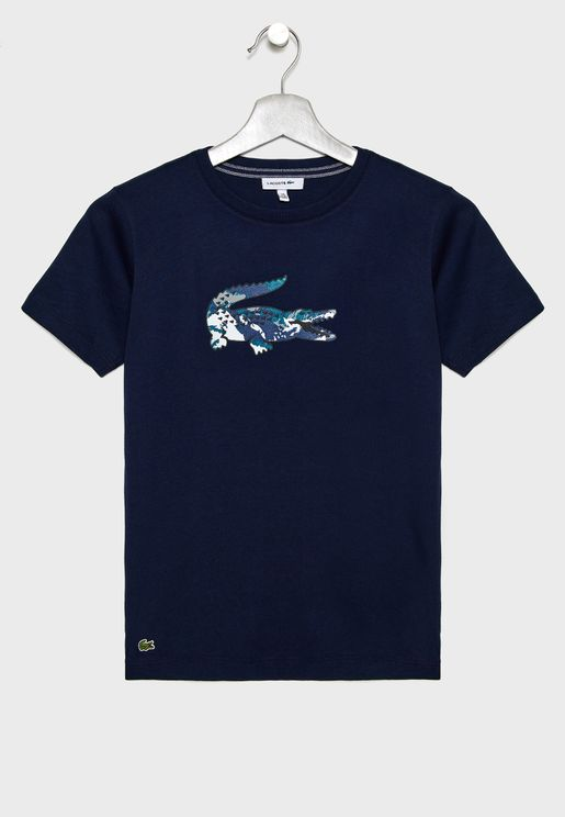 Kids Logo Detail T-Shirt