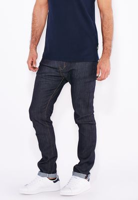 883 Police Brade Slim Fit Mid Wash Jeans