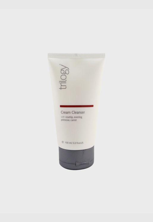 Cream Cleanser (All Skin Types)