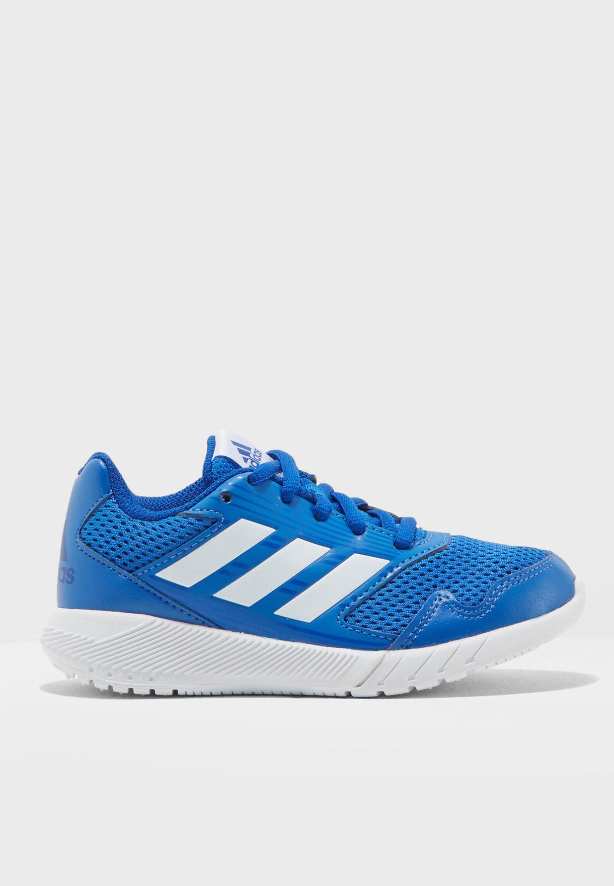 best cheap d4333 a3b0d Shop adidas blue Kids AltaRun CQ0037 for Kids in Qatar - AD4