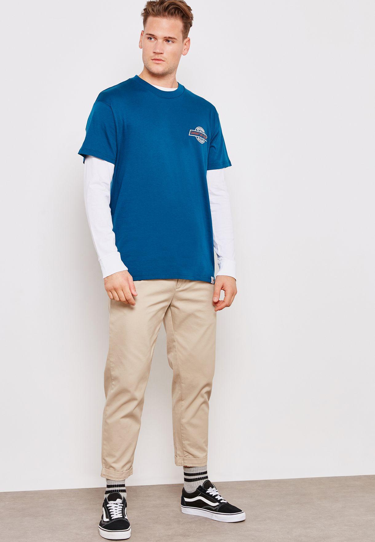 Detroit Emblem T-Shirt