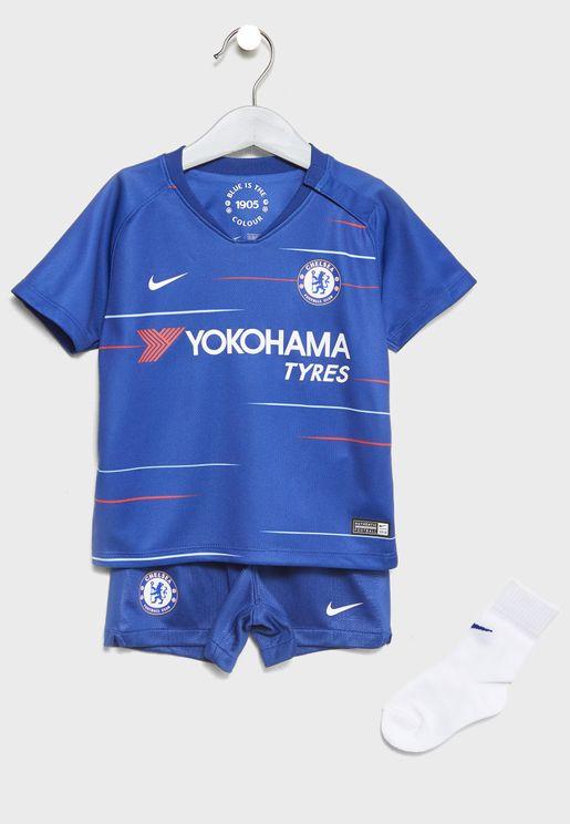 Infant Chelsea 18/19 Home  Kit