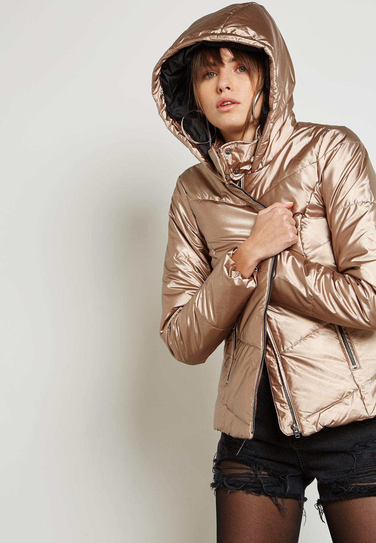 Only metallic jacket