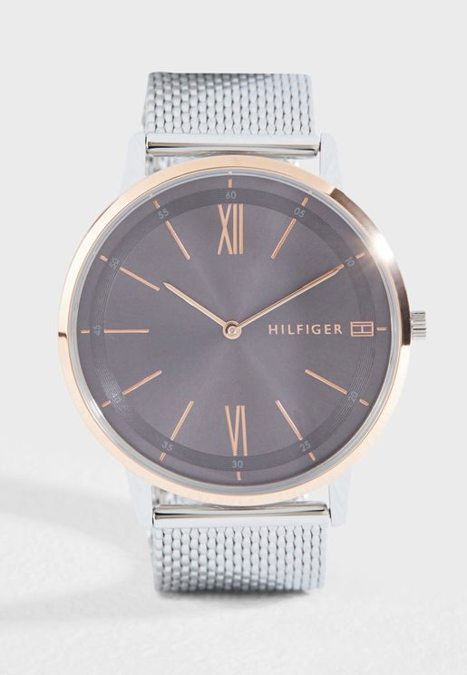 1791512 Mesh Watch