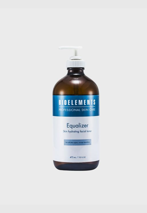 Equalizer - Skin Hydrating Facial Toner (Salon Size, For All Skin Types, Expect Sensitive)