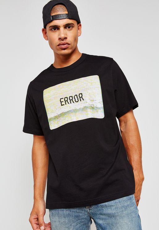 Boxer Screen Error T-Shirt