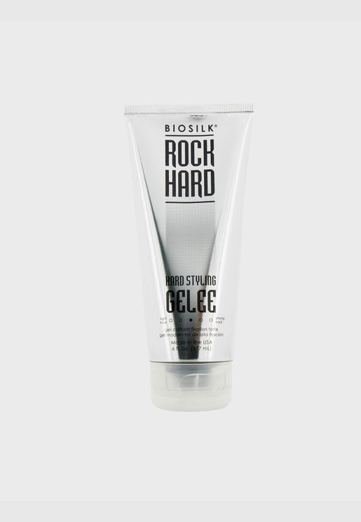 جل مصفف Rock Hard Hard