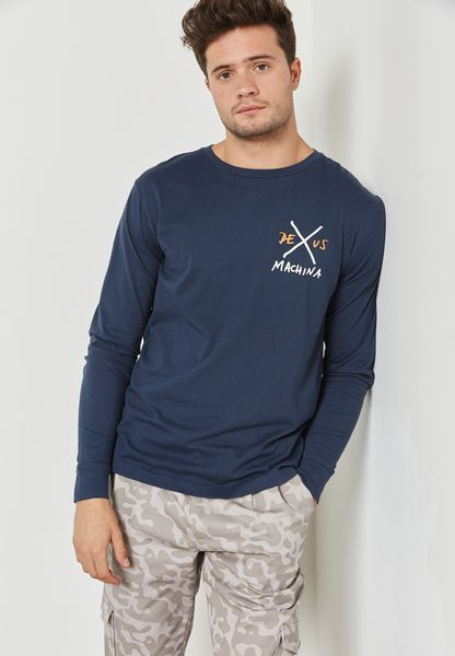 WORKERS LS T-shirt