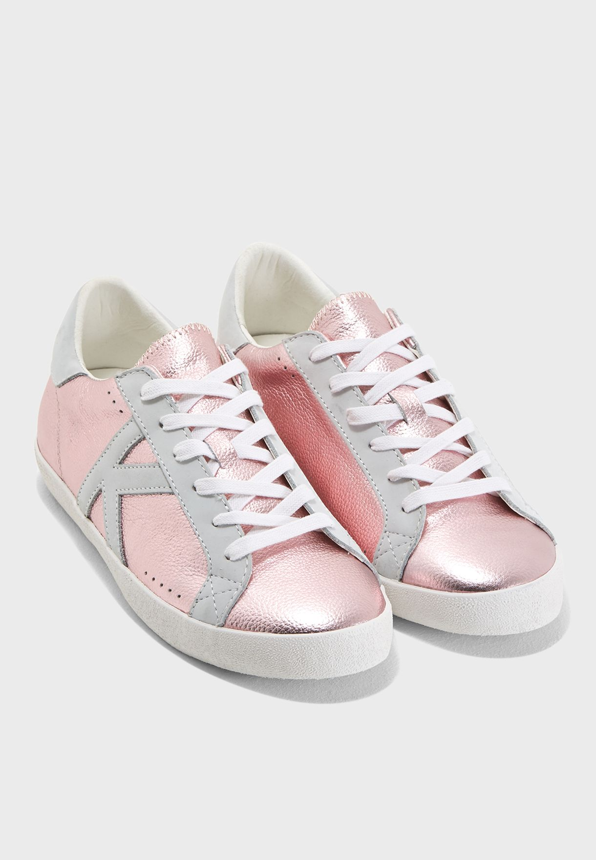 Leif Lace Up Sneakers