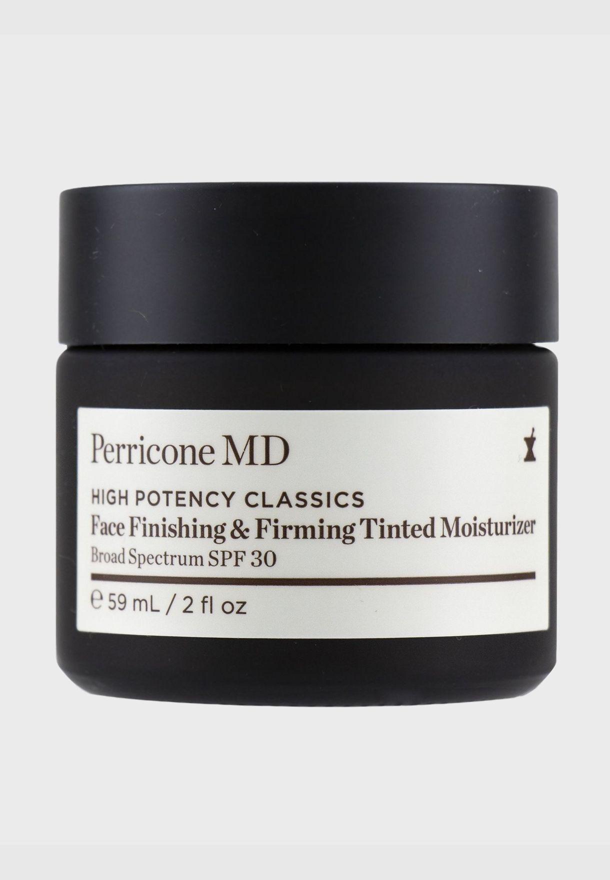 مرطب لشد بشرة الوجه خفيف اللون SPF 30 High Potency Classics