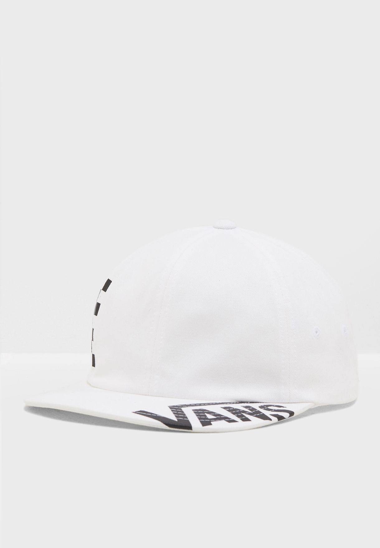 Distort Jockey Cap
