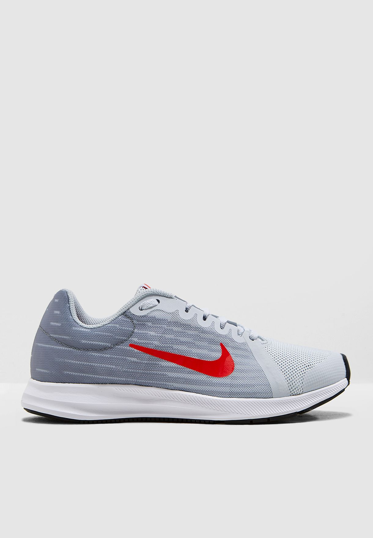 425cc2a69ebbf Shop Nike grey Youth Downshifter 8 922853-010 for Kids in Qatar ...