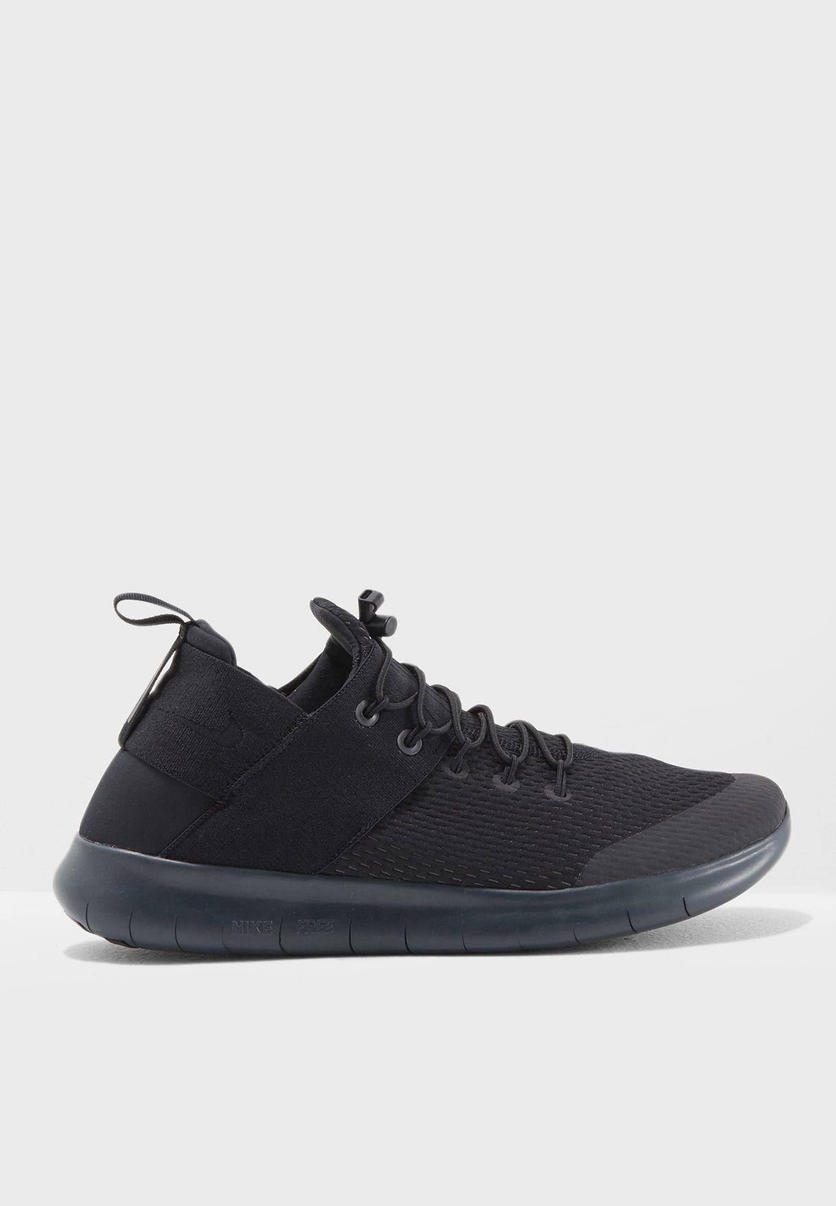 d23cb388a1e9d Shop Nike black Free RN CMTR 2017 880841-001 for Men in UAE ...