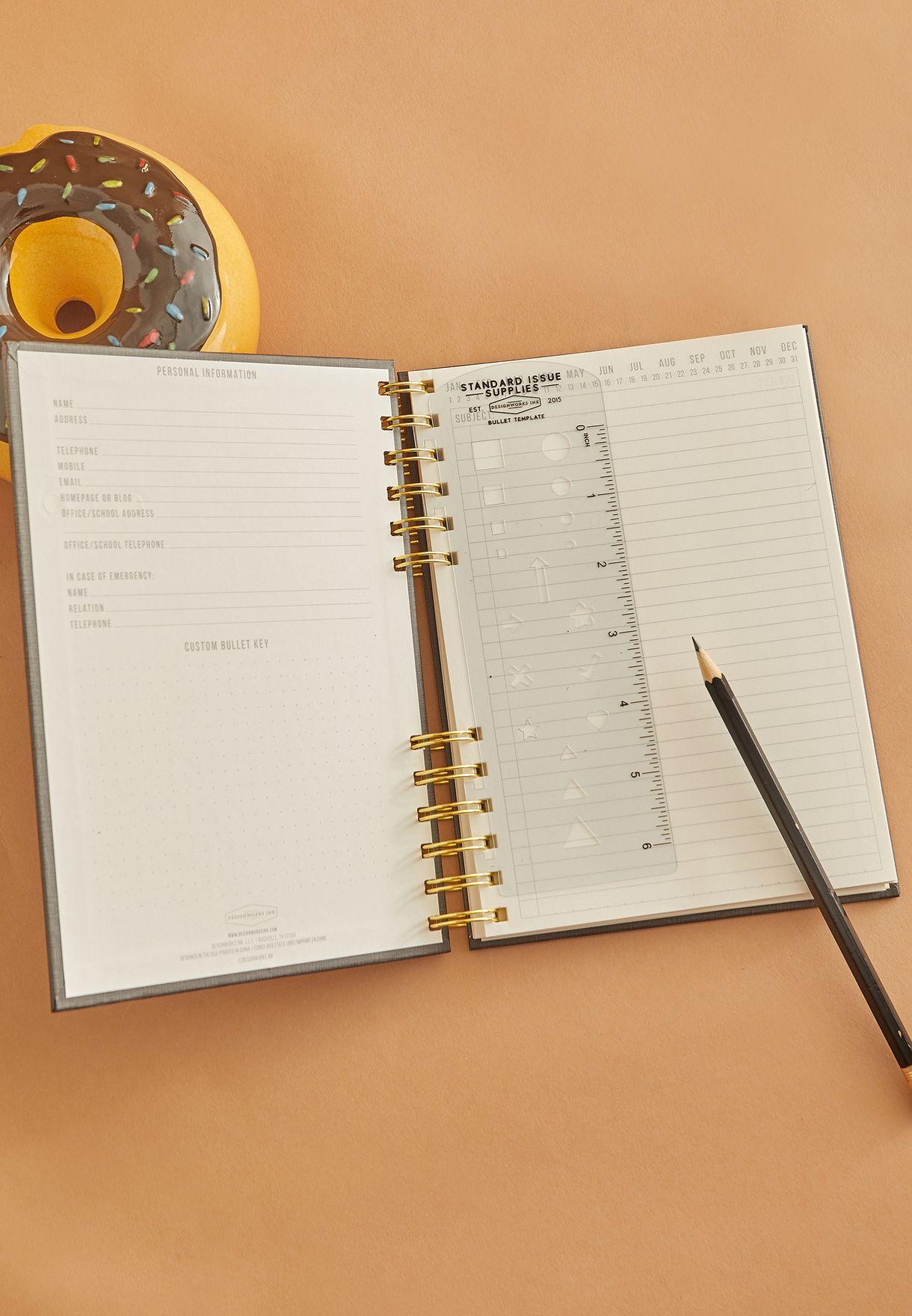 دفتر ملاحظات عصري