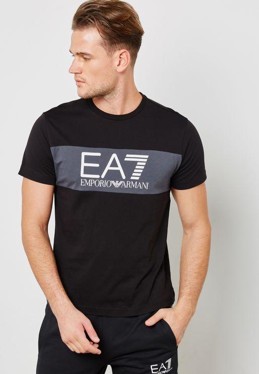 Train Tritonal Crew Neck T-Shirt