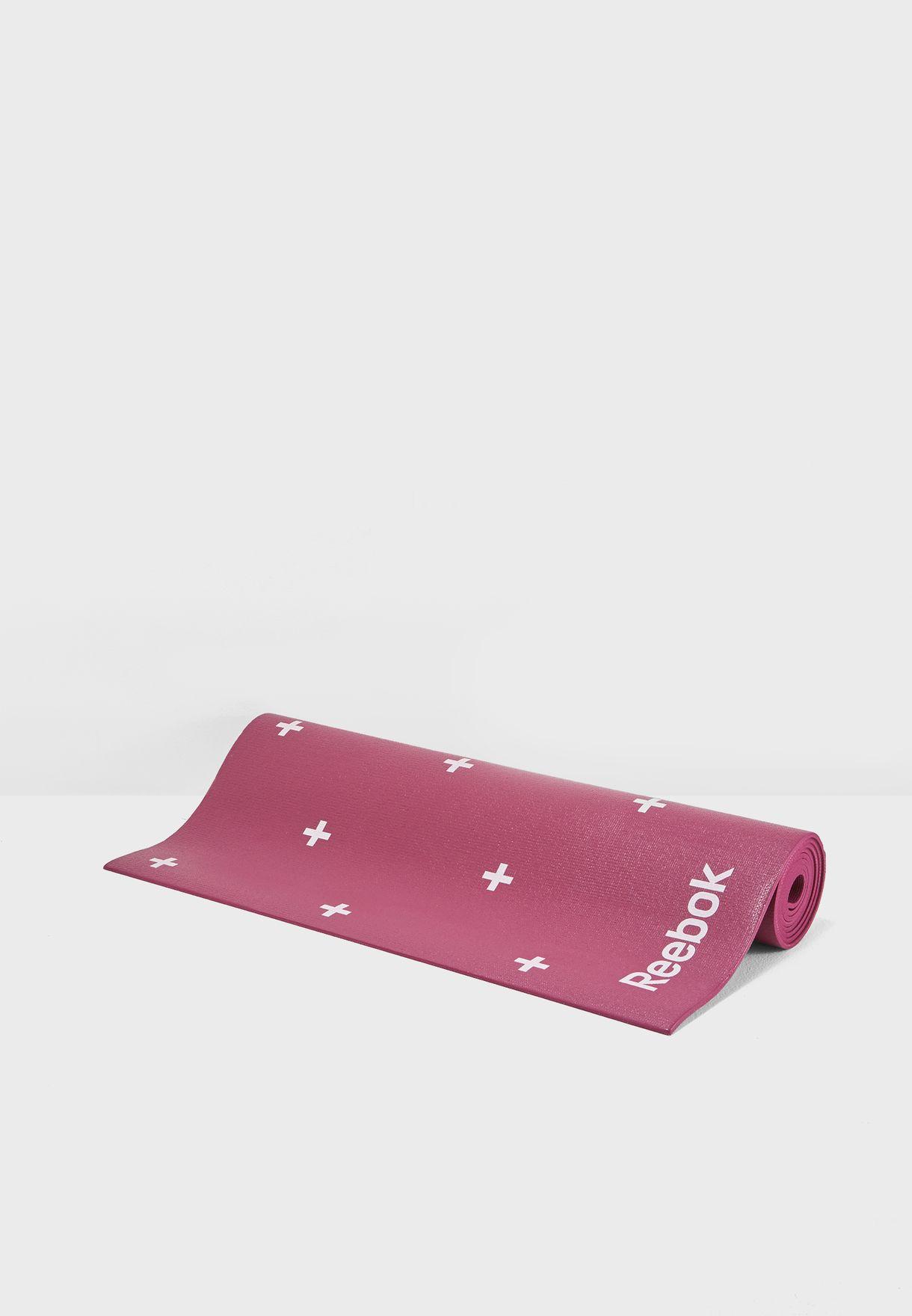 Double Sided Print Yoga Mat