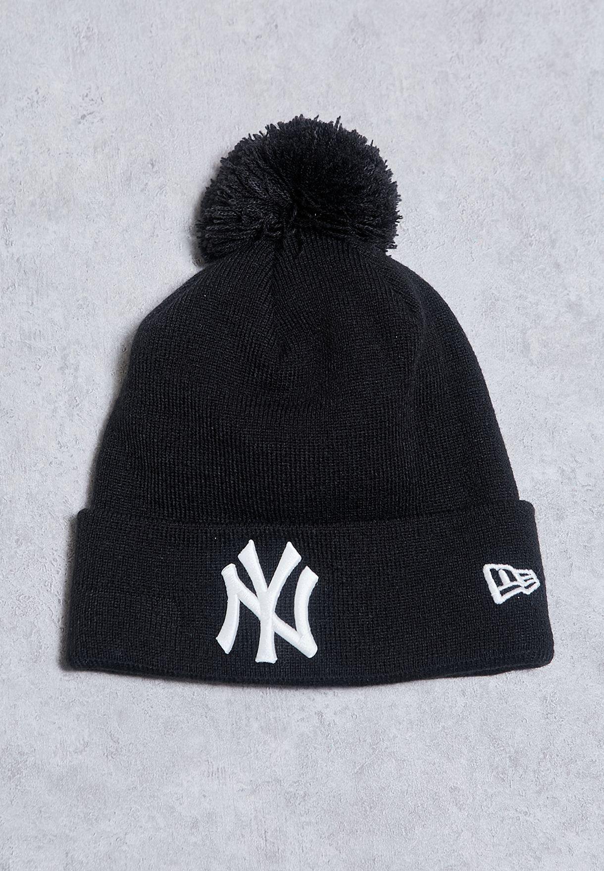 sports shoes f8829 e0ed1 ... cheap new york yankees knit beanie abd51 627bf