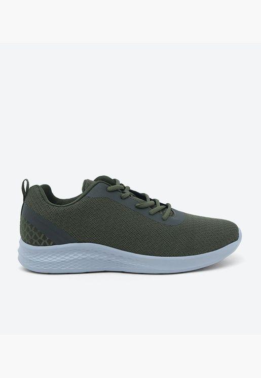Mens Sport Shoes - Green
