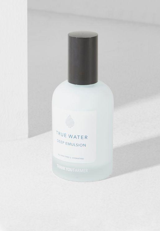 True Water Deep Emulsion 130m1