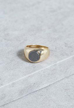 Large Ledbury Circular Signet Ring