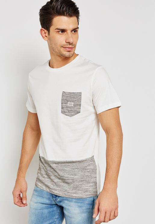 Paul Pocket Detail T-Shirt