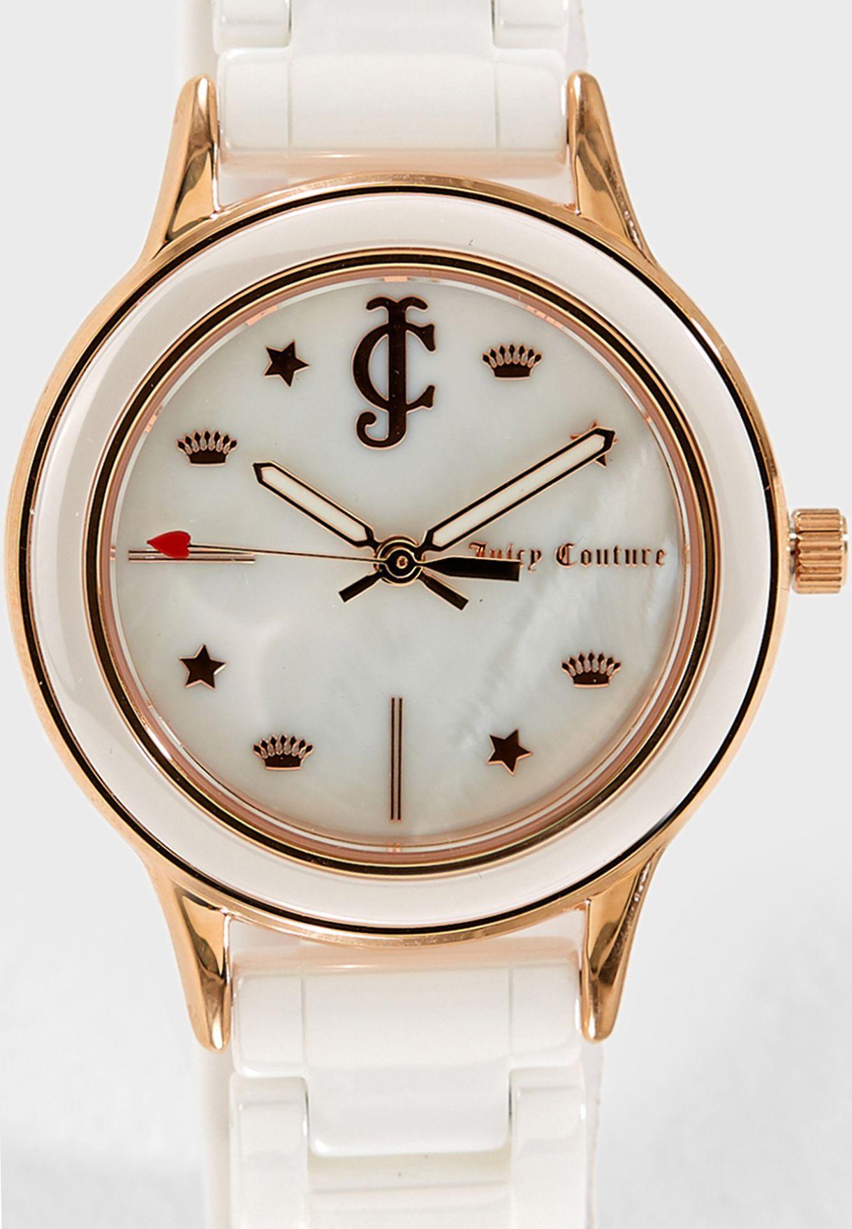 ساعة انالوج من مجموعة بلاك لابيل