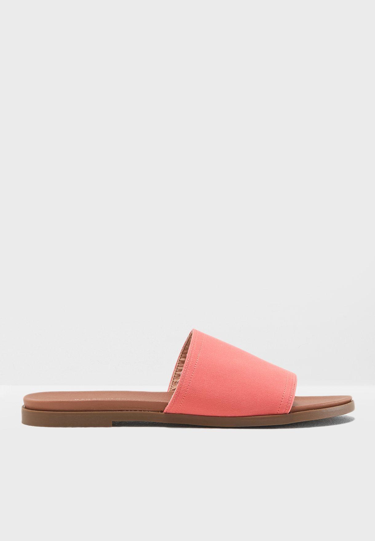 Flame Mule Sandal