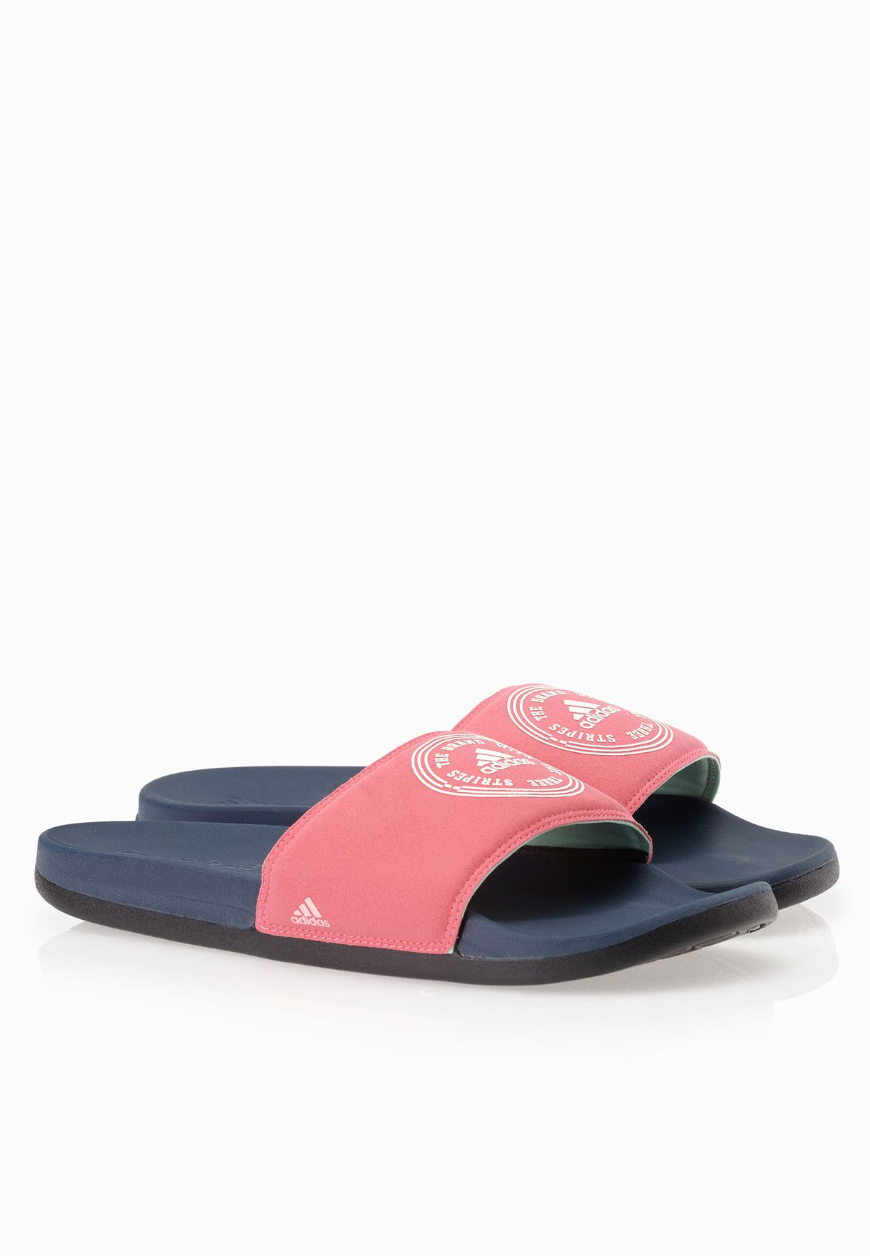 0963a147dde7 Shop adidas pink Adilette Supercloud Plus GR Slides S82943 for Women ...