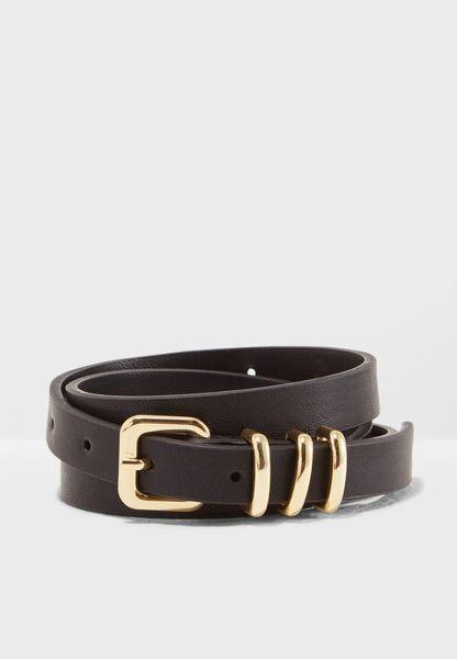 Triple Keeper Belt
