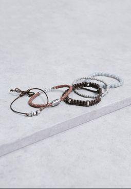 5 Pack Gwoviel Bracelets